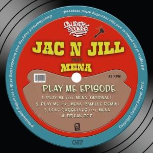 Jac N' Jill - Play Me EP [Caliber Sounds]