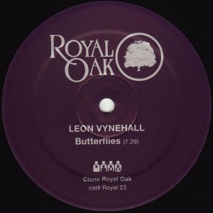 Leon Vynehall - Butterflies__This is the Place [Clone Royal Oak]