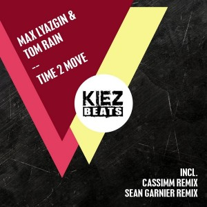 Max Lyazgin & Tom Rain - Time 2 Move [Kiez Beats]