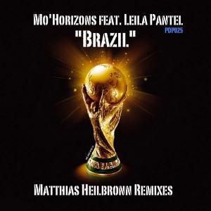 Mo'Horizons - Brazil - Matthias Heilbronn Remixes [Pata De Perro]