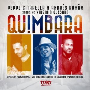 Peppe Citarella & Andres Roman Starring Virginia Quesada - Quimbara [Tony Records]