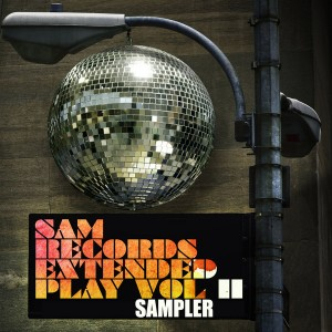 Prince Club, Poupon - SAM Records Extended Play__Vol II [Nurvous Records]