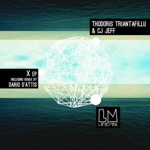 Thodoris Triantafillou, Cj Jeff - Verona EP [Lapsus Music]