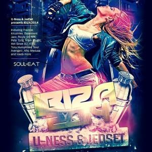 U-Ness & JedSet - Ibiza 2014 [SoulHeat]