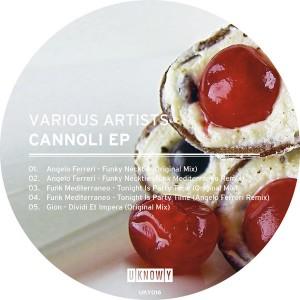 V.A. - Cannoli EP [UKNOWY]