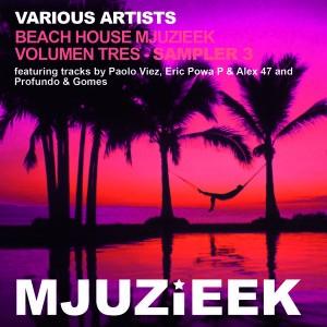 Various Artists - Beach House Mjuzieek - Volumen Tres - Sampler 2 [Mjuzieek Digital]
