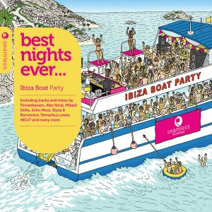 Various Artists - Best Nights Ever Ibiza Boat Party [Seamless Recordings]