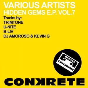 Various Artists - Hidden Gems EP Vol.7 [Conkrete Digital Music]