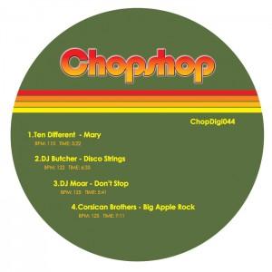 Various - Disco Non Stop [Chopshop]