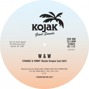 W & W - Strange & Funny [Kojak Giant Sounds]