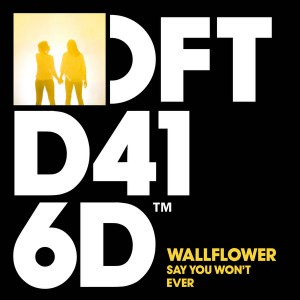 Wallflower - Say You Won't Ever [Defected]