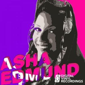 Asha Edmund - Asha Edmund [Digital Vinyl Recordings]