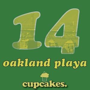 Cupcakes - Oakland Playa [Cupcakes]