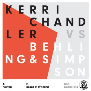 Kerri Chandler Vs. Behling & Simpson - Heaven [Madhouse Records]
