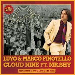 Luyo & Marco Finotello feat. MR. Shy - Cloud Nine [Double Cheese Records]