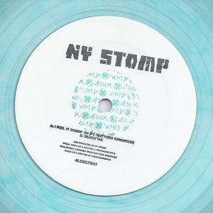NY STOMP - I Feel It Comin' On (feat. Matthew Kirkwood) [4lux Black]