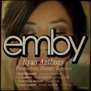 Ryan Anthony - B-Sides 2 Unconscious Therapy [Emby]