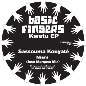 Various Artists - Kwetu EP [Basic Fingers]