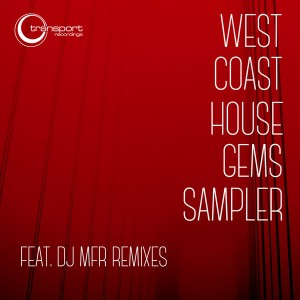 West coast house gems Vol.1 - Booklet