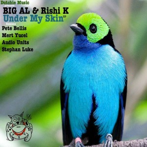 Big Al & Rishi K. - Under My Skin EP [Dutchie]