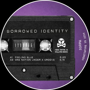 Borrowed Identity - Searching Forever [Home Taping is Killing Music]