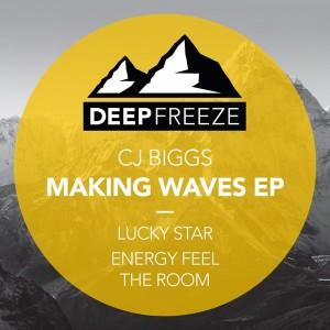 CJBiggs - Making Waves EP [Deep Freeze Records]