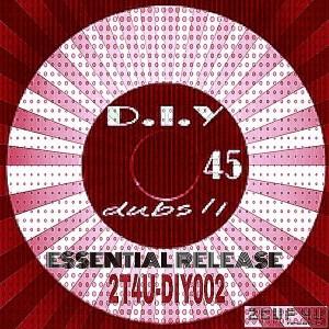 D.I.Y (Karl Tuff Enuff Brown) - DUBS II EP (VINTAGE  45) 1998 [2TUF4U Records]