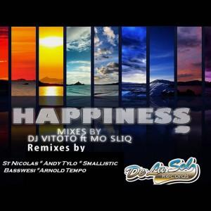 DJ Vitoto feat. Mo Sliq - Happiness [Delasol Records]