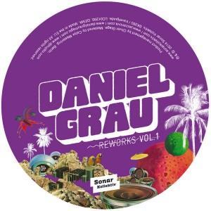 Daniel Grau - Reworks Vol 1 (By Daniel Wang & Jules Etienne) [Sonar Kollektiv]