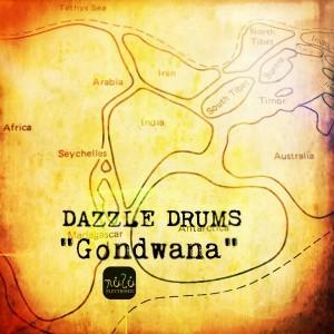 Dazzle Drums - Gondwana [NULU ELECTRONIC]