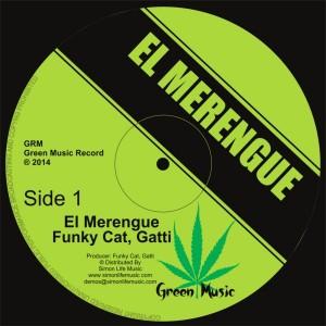 Funky Cat & Gatti - El Merengue [Green Music Record]