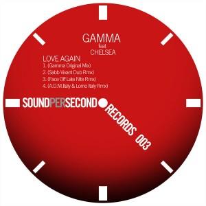 Gamma - Love Again [Soundpersecond Records]