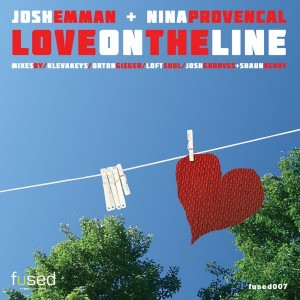 Josh Emann feat. Nina Provencal - Love On The Line [Fused Records]