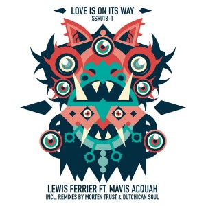 Lewis Ferrier feat.. Mavis Acquah - Love Is On Its Way (Part-1) [Stimulated Soul]