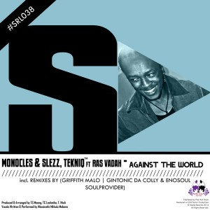 Monocles & Slezz, TekniQ Feat. Ras Vadah - Against The World [Skalla Records]