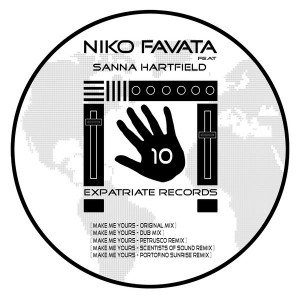 Niko Favata feat. Sanna Hartfield - Make Me Yours [Expatriate Records]