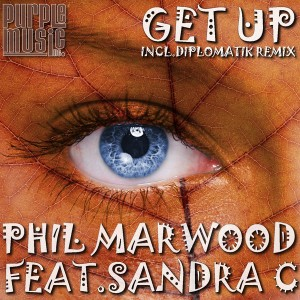 Phil Marwood feat. Sandra C - Get Up (incl.Deeplomatik Remix) [Purple Music]