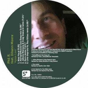 Phil R. feat. Dihann Moore - Agape Love [Soulstar Records]