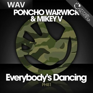 Poncho Warwick - Everybody's Dancing EP [Phonetic Recordings]