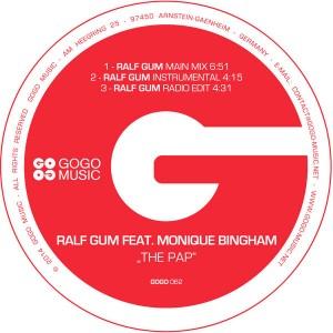 Ralf GUM feat. Monique Bingham - The Pap [GOGO Music]