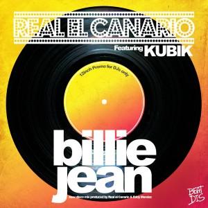 Real El Canario feat. Kubik - Billie Jean [Beat Dis]