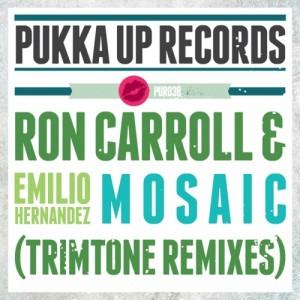 Ron Carroll & Emilio Hernandez - Mosaic (Trimtone Remixes) [Pukka Up]