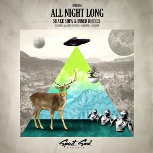 Shake Sofa & Inner Rebels - All Night Long [Spirit Soul Records]