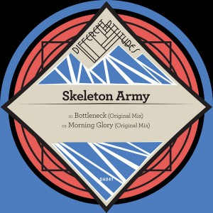 Skeleton Army - Bottleneck EP [Different Attitudes]