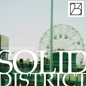 Solid District - The Strength EP [12-3 Recordings]