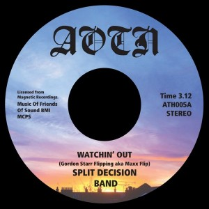 Split Decision Band - Watchin' Out [Athens Of The North]