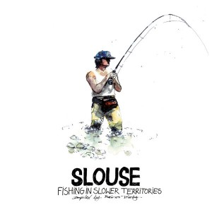 Various Artists - Slouse - Fishing in Slower Territories - compiled by Rainer [Compost]