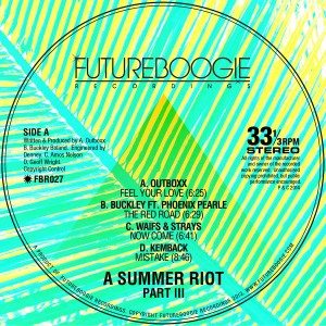 Various Artists - Summer Riot III [Futureboogie Recordings]