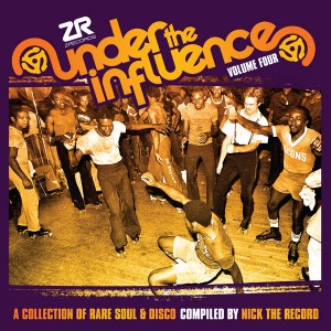 Various Artists - Under The Influence Vol. 4 Compiled By Nick The Record [Z Records]