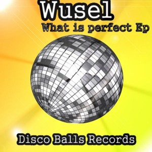 Wusel - What Is Perfect EP [Disco Balls Records]